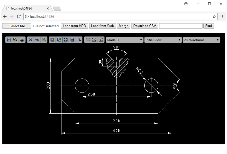 web cad sdk 12 released